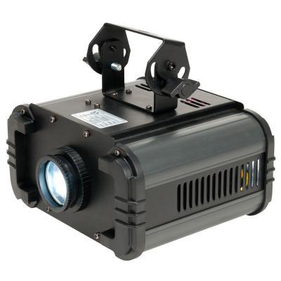 Projecteur ADJ à led 60 Watts pour gobo, texte, symbole... imprimé sur support transparent